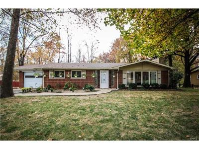 Fairview Heights Single Family Home For Sale: 5 Londonderry Drive