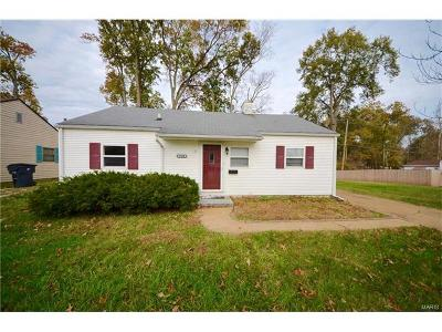 Belleville IL Single Family Home For Sale: $76,000