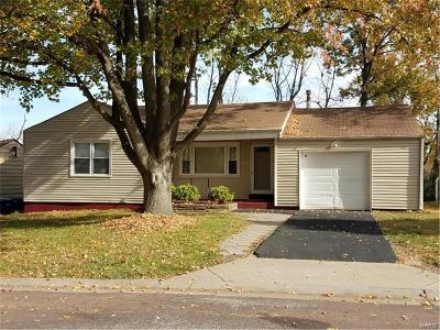 Single Family Home For Sale: 6238 Tyndall