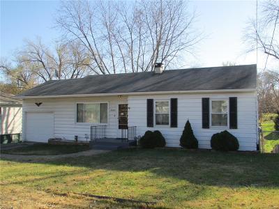 Alton IL Single Family Home For Sale: $85,900