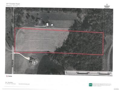 Foristell Farm For Sale: 401 Duenke Road
