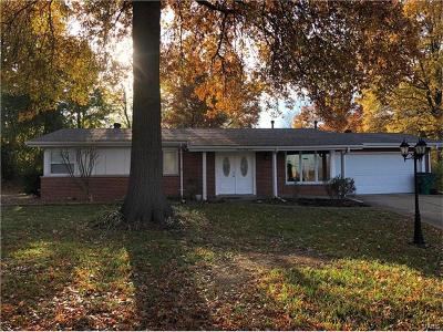Mehlville Single Family Home For Sale: 732 Hinder Drive