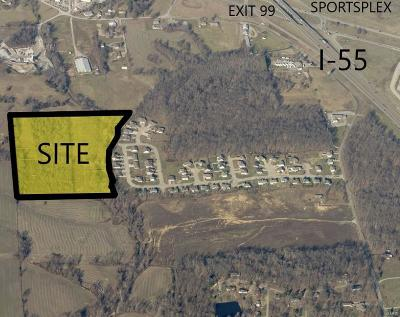 Scott County, Cape Girardeau County, Bollinger County, Perry County Farm For Sale: Clear Creek