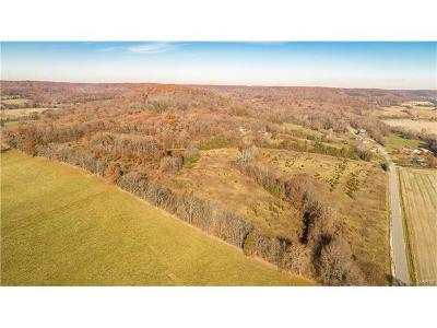 Warrenton Farm For Sale: Dry Fork Creek/Bull Hill Road