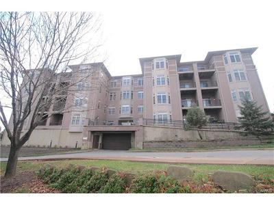 Condo/Townhouse For Sale: 842 North New Ballas Court #206