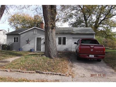 Granite City Single Family Home For Sale: 3120 Jill Avenue