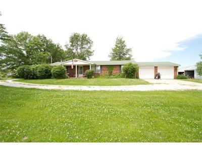 Lincoln County, Warren County Single Family Home For Sale: 201 Majestic Lane