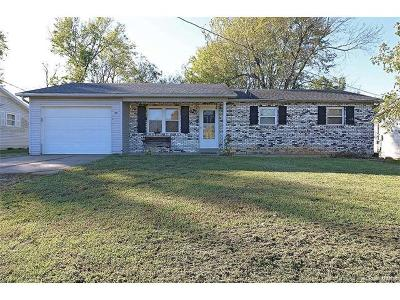 Jackson Single Family Home For Sale: 335 North West Lane