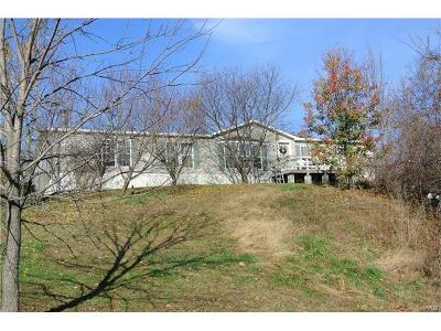 Perry County Single Family Home For Sale: 1402 Pcr 738