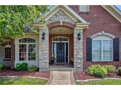 Eureka MO Single Family Home For Sale: $675,000
