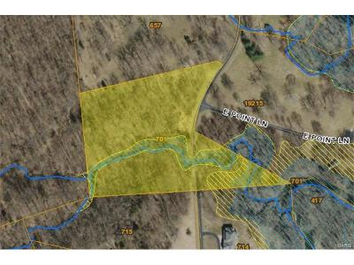 Lincoln County, St Charles County, St Louis City County, St Louis County, Warren County Residential Lots & Land For Sale: 701 Old Slave Road