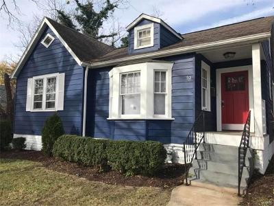 Belleville IL Single Family Home For Sale: $89,000