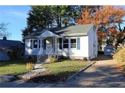 St Louis City County, St Louis County Single Family Home For Sale: 7413 Nottingham Avenue