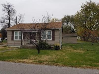 Granite City Single Family Home For Sale: 3 Harrison Avenue