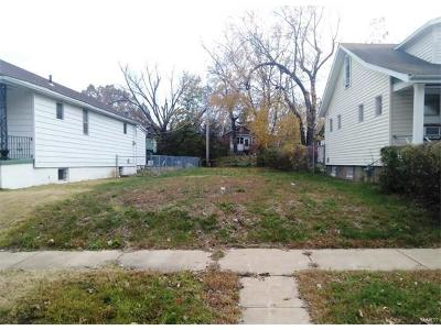 St Louis City County Residential Lots & Land For Sale: 5228 Davison Avenue