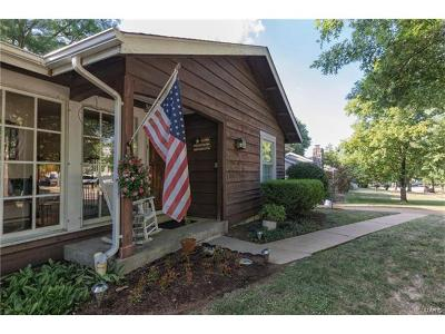 Ballwin Single Family Home Option: 807 Garonne Drive
