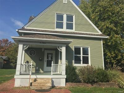 Columbia Single Family Home For Sale: 113 East Jefferson Street