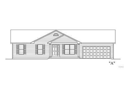 Wright City Single Family Home For Sale: Tbb-Cameron Carter Canyon