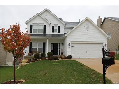 Eureka MO Single Family Home For Sale: $354,900