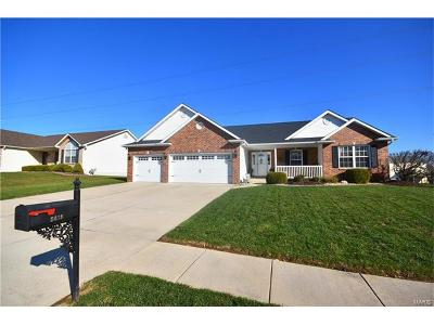 Maryville Single Family Home Contingent No Kickout: 2419 Calico Lane