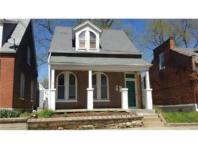 St Charles MO Single Family Home For Sale: $129,900