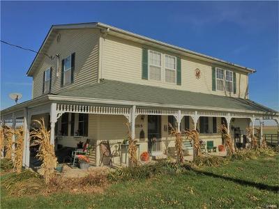 Single Family Home For Sale: 11515 Schickedanz Road