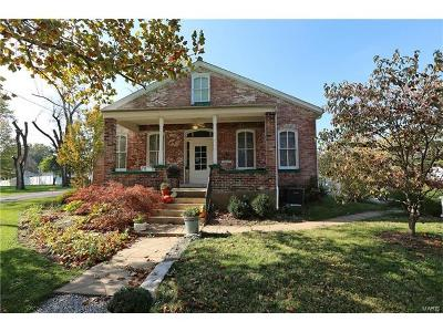 St Louis County Single Family Home For Sale: 915 Victory