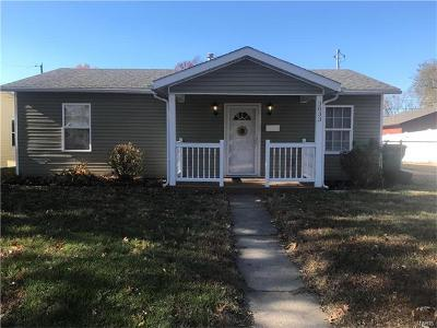 Granite City Single Family Home For Sale: 3033 Willow Ave