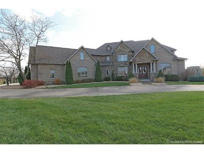 Cape Girardeau County Single Family Home For Sale: 616 Royal Lake Drive