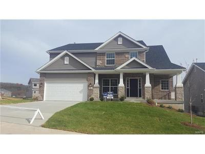 Fenton Single Family Home For Sale: 592 Winding Bluffs Drive