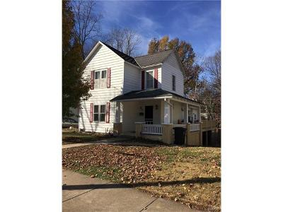 Bonne Terre MO Single Family Home For Sale: $110,000