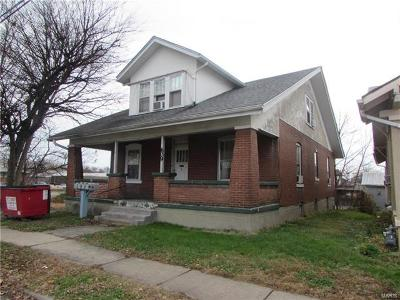 Scott County, Cape Girardeau County, Bollinger County, Perry County Multi Family Home For Sale: 609 Themis