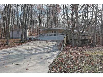 Burfordville Single Family Home For Sale: 114 Lake Sweet Gum