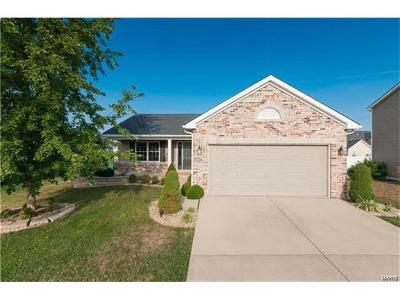 Mascoutah Single Family Home For Sale: 1109 Beechcraft Boulevard