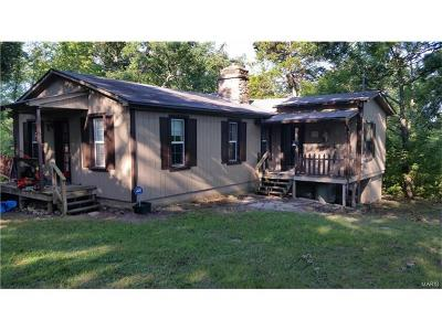 St Clair Single Family Home For Sale: 1884 Highway K