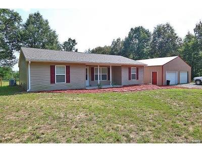 Scott County Single Family Home For Sale: 139 Country Cove