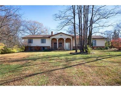Franklin County Single Family Home For Sale: 164 Country Squire Lane