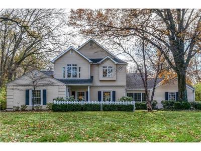 Olivette Single Family Home For Sale: 14 South Covington Meadows