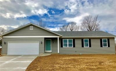 Godfrey IL New Construction For Sale: $185,900