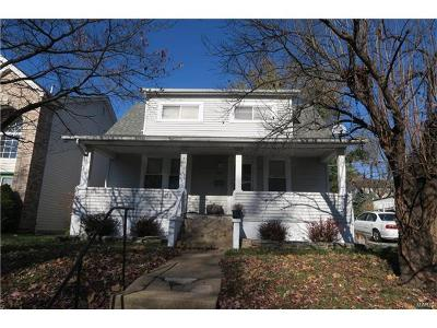 St Louis Single Family Home For Sale: 8607 Florence Avenue