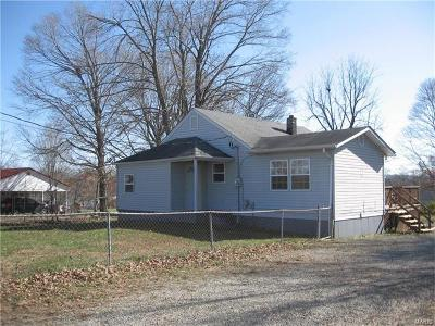 Single Family Home For Sale: 1399 East Hwy 72