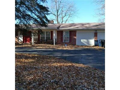 Single Family Home For Sale: 12285 Space Drive