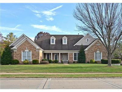 St Louis County Single Family Home For Sale: 2212 Stonebriar Ridge