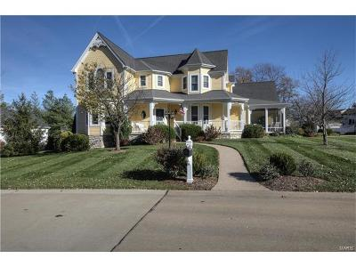 St Charles County Single Family Home For Sale: 10 Legacy Estates Lane