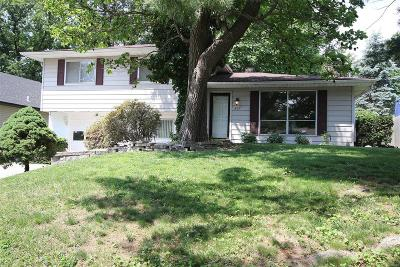 Edwardsville Single Family Home For Sale: 307 Barnett Drive