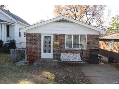 Affton Single Family Home For Sale: 5100 Lode Avenue
