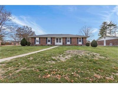 Ellisville Single Family Home For Sale: 1098 Sombrero Trail