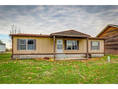 Valmeyer Single Family Home For Sale: 304 East Harrisonville Drive