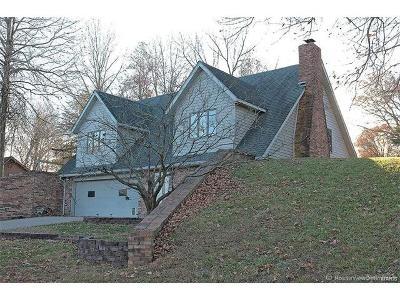 Jackson Single Family Home For Sale: 2503 Lakeshore Drive