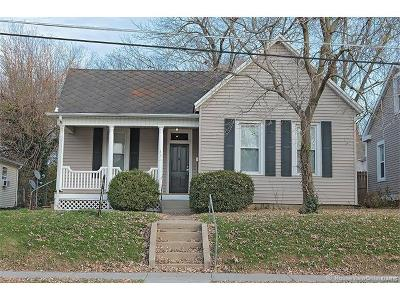Scott County, Cape Girardeau County, Bollinger County, Perry County Single Family Home For Sale: 318 North Fountain Street